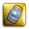 HW Gold Empty Bottle Badge Icon.png