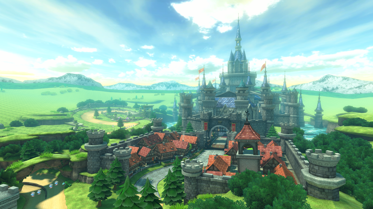 [JEU] The legend of Zelda MK8_Hyrule_Circuit