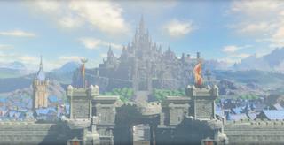 BotW The Champions' Ballad Hyrule Castle.png