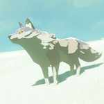 BotW Hyrule Compendium Cold-Footed Wolf.png