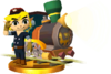 SSBfN3DS Engineer Link Trophy Model.png