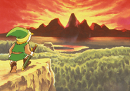 TLoZ Link Observing Hyrule Artwork.png