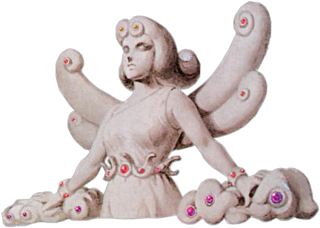 ALttP Great Fairy Statue Artwork.png