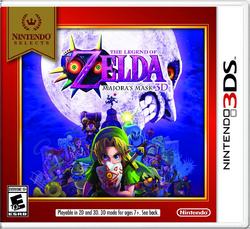 MM3D NA Nintendo Selects Box Art.png