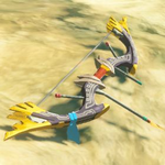 BotW Hyrule Compendium Great Eagle Bow.png