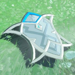BotW Hyrule Compendium Silver Shield.png
