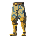 BotW Desert Voe Trousers Light Yellow Icon.png