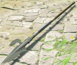 BotW Soldier's Spear Model.png
