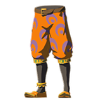 BotW Gerudo Sirwal Orange Icon.png