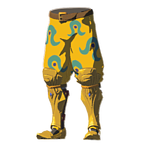 BotW Desert Voe Trousers Yellow Icon.png