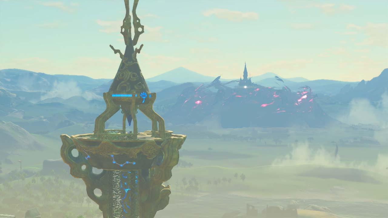 Sheikah Tower Zelda Wiki