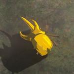 BotW Hyrule Compendium Energetic Rhino Beetle.png