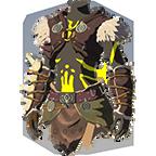 BotW Barbarian Armor Yellow Icon.png