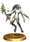 SSBB Zora Trophy Model.png