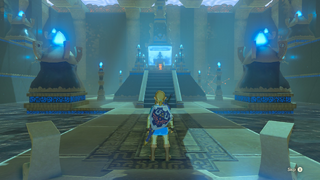 BotW Blessing Shrine Interior 3.png