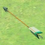 BotW Hyrule Compendium Arrow.png