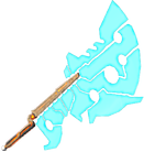 BotW Ancient Battle Axe++ Icon.png