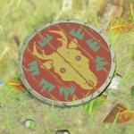 BotW Hyrule Compendium Emblazoned Shield.png