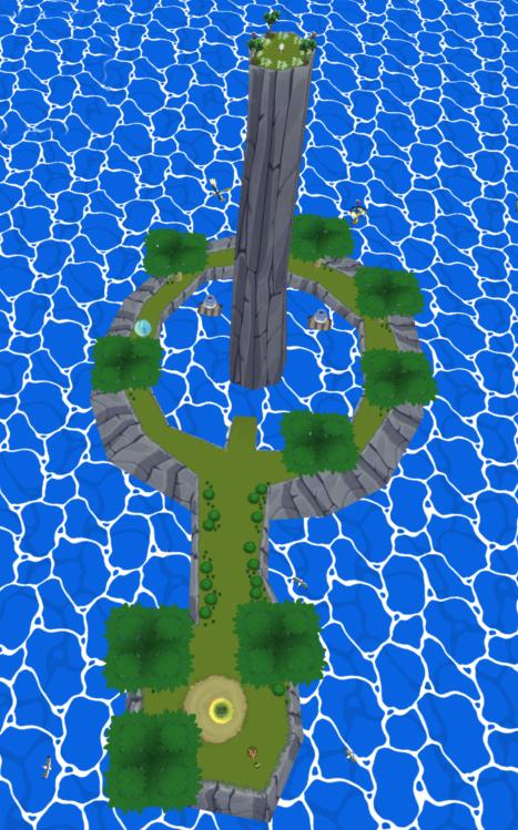 Zelda Windwaker: What are the island names in Japanese? [JPN