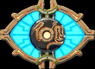 BotW Ancient Shield Model.png