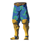 BotW Desert Voe Trousers Blue Icon.png