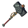 BotW Iron Sledgehammer Icon.png
