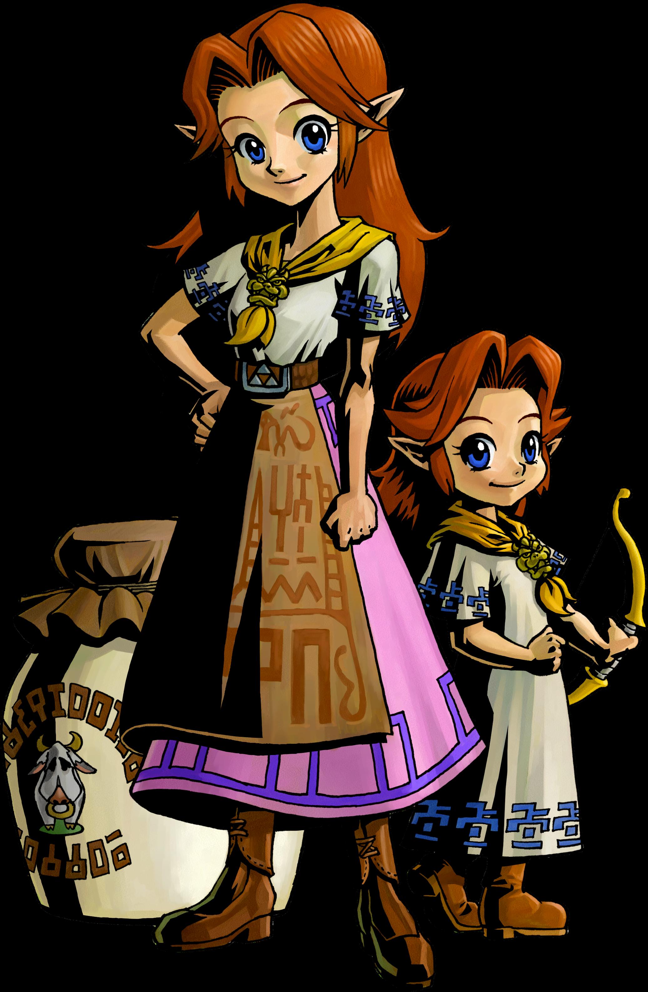 Bottles - Majora's Mask - Zelda Universe