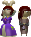 TWW Maggie Figurine Model.png
