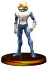 SSBM Sheik Trophy Model.png