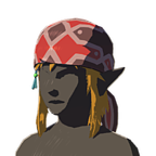 BotW Climber's Bandanna Red Icon.png