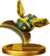 SSBfWU Beetle Trophy Model.png