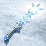 BotW Hyrule Compendium Blizzard Rod.png