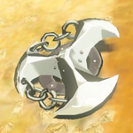 BotW Hyrule Compendium Mighty Lynel Shield.png