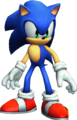SSBfN3DS Sonic Model.png