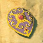 BotW Hyrule Compendium Radiant Shield.png