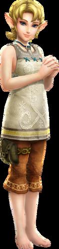 HW Zelda Ilia's Clothes Render.png