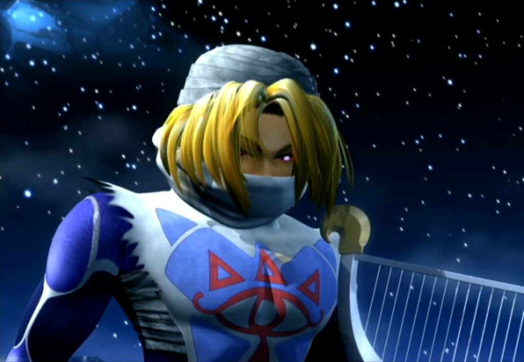 Sheik zelda satan one-eye