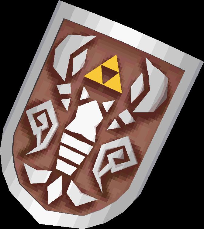 Shield of Antiquity - Zelda Wiki