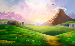 OoT3D Hyrule Field Artwork 2.png