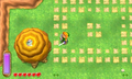 ALBW A Maiamai Stuck on top of a Tree in the Eastern Ruins.png