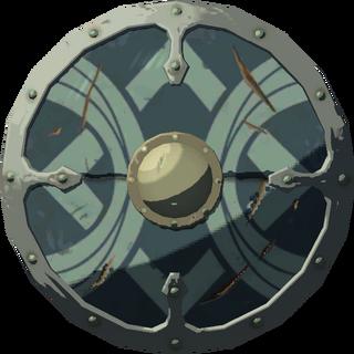 BotW Soldier's Shield Model.png