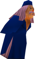 OoT Professor Shikashi Model.png
