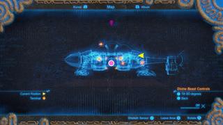 BotW Divine Beast Vah Rudania Map Side.png
