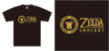 TLoZ 30th Anniversary Concert Black T-Shirt.png