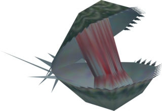 OoT Shell Blade Model.png