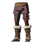 BotW Barbarian Leg Wraps Crimson Icon.png