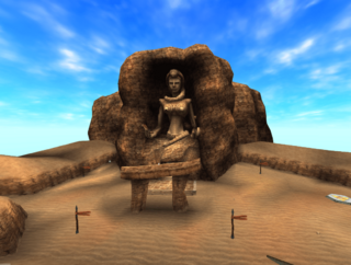 OoT3D Desert Colossus.png