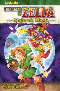 Majoras mask manga.jpg