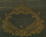 BotW Hyrule Castle Library Bookshelf Text.png