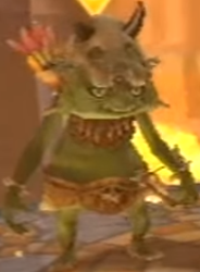 SS Green Bokoblin (Archer) Model.png